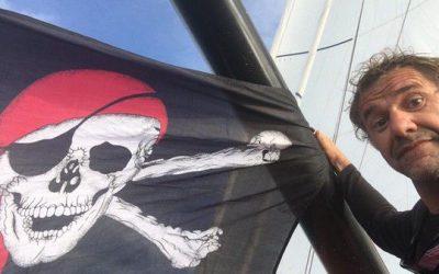 Vendée Globe : SRDi soutient Jeff Pellet