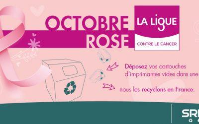 SRDi s'engage pour Octobre Rose
