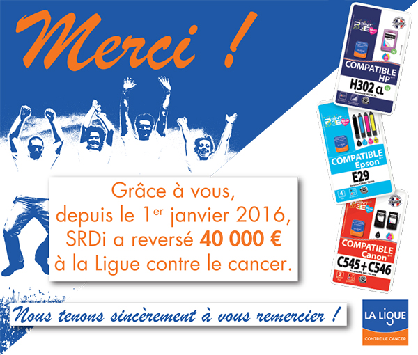 Partenariat Ligue contre le cancer